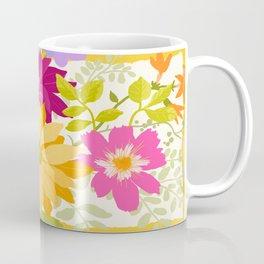 Bold Flowers Coffee Mug