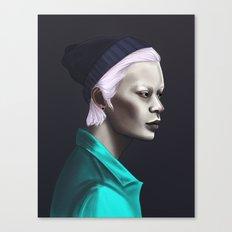 As Canvas Print