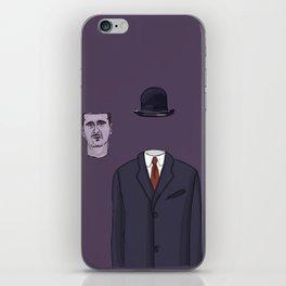 """The Unwanted Pilgrim"" (Syria) iPhone Skin"