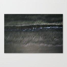 dark water Canvas Print