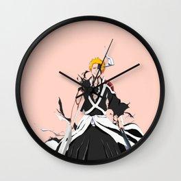 Ichigo kurosaki Nice hollow Wall Clock