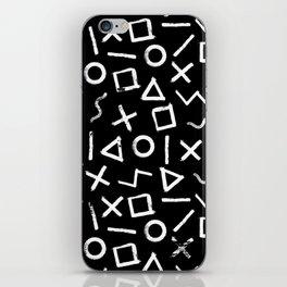 KUTI iPhone Skin