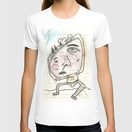 Itchy Head T-shirt