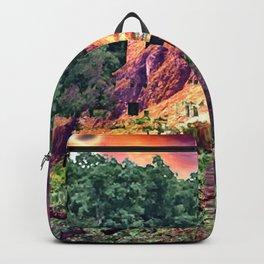 BENEATH THE DESERT MOON Backpack