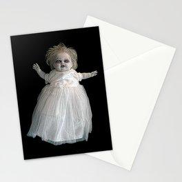 Zombie Doll. Stationery Cards