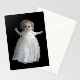 Zombie Doll. Stationery Cards