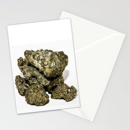 Pile of Fools Gold Stationery Cards
