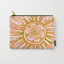 Bright Dial Carry-All Pouch