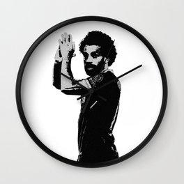 Mo Salah v2 Wall Clock