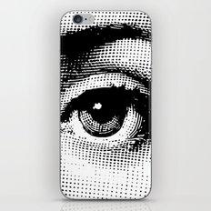Lina Cavalieri Eye 02 iPhone Skin
