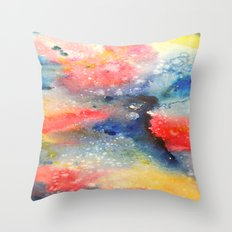Colors 2 Throw Pillow