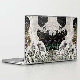 Starry Forest Laptop & iPad Skin
