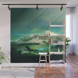 Alpine Enchantment Wall Mural