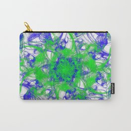 Symmetrical Swirl Carry-All Pouch