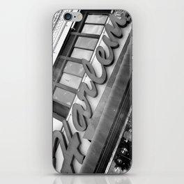 Harlem iPhone Skin