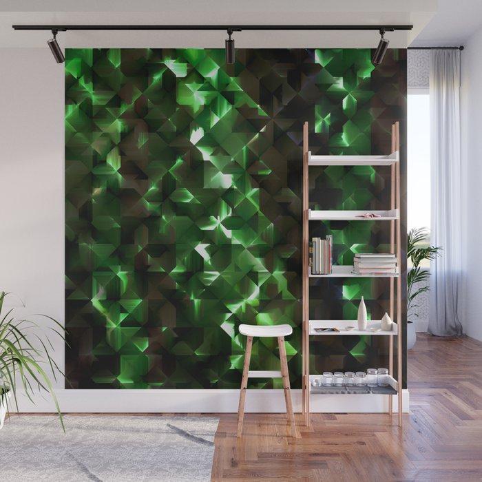 The Rainforest Wall Mural