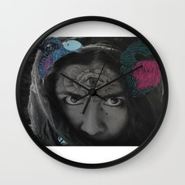 intervention 3 Wall Clock