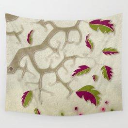 Secret Garden II Wall Tapestry