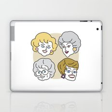 Thank You for Being a Friend (Golden Girls) Laptop & iPad Skin