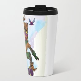 You've Met With A Gnarly Fate, Haven't You? Travel Mug