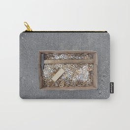 can tips in a cardstock box and tools, warsaw Carry-All Pouch