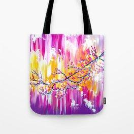 Sakura in the Spring Tote Bag