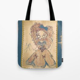 Velvetesque Dolls • Victorian Collection #4C Tote Bag