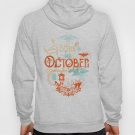 Born in October Hoody