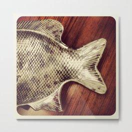 FishTail Metal Print