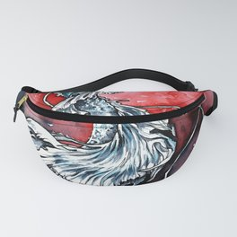 Mermaid Riot Fanny Pack