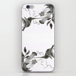 Swordbill Hummingbird iPhone Skin