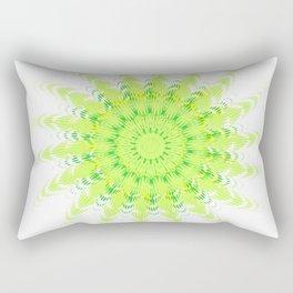 Green lemonade Rectangular Pillow