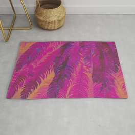 Frolic In The Fronds Rug