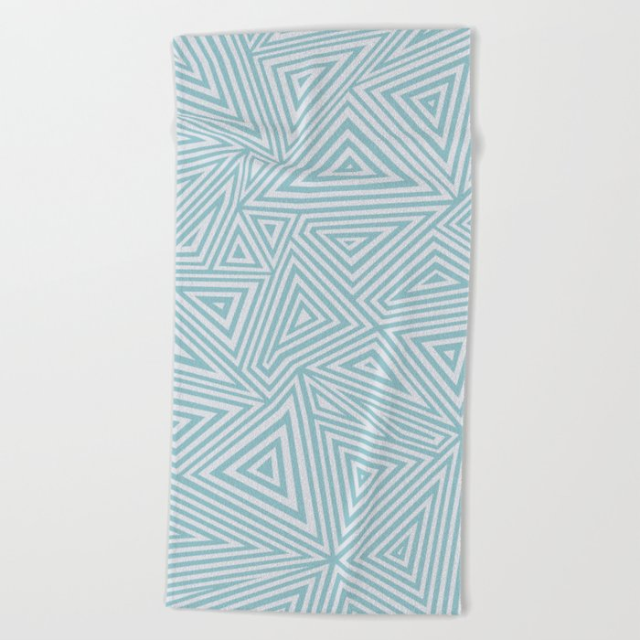 Ab Geo Salt Water Beach Towel