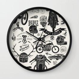 poster01 Wall Clock