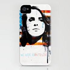 Born to dream iPhone (4, 4s) Slim Case