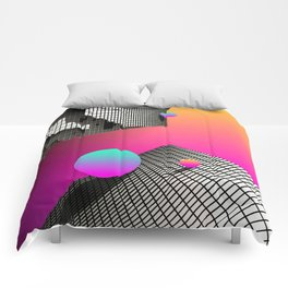 TILT & SHIFT Comforters