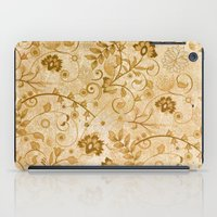 floral pattern iPad Cases featuring Floral pattern by nicky2342