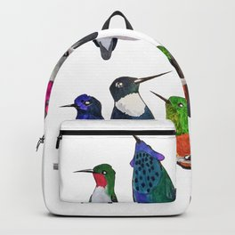 Hum if you Don't Know the Birds Backpack