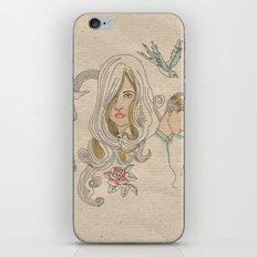 I don´t want promises iPhone & iPod Skin