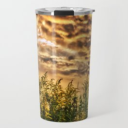 Approaching Travel Mug