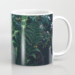 Fleurs Vertes Coffee Mug