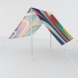 Impossible contour map Sun Shade