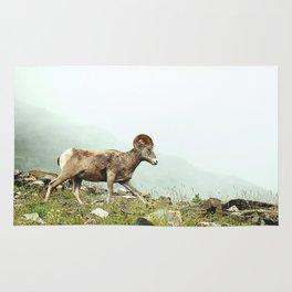 Mountain Ram Rug