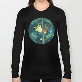 I love Being Green! Long Sleeve T-shirt