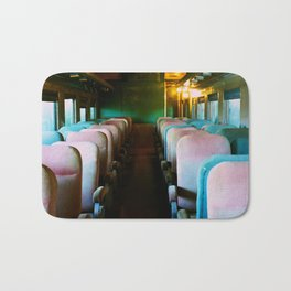 Train Ride Bath Mat