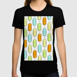 Ice Pop Pattern T-shirt