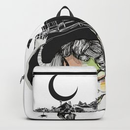 House on the Hill (Grey Gardens) Backpack