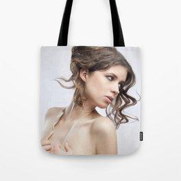 Amber Skin Tote Bag
