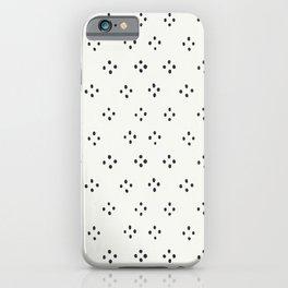 Diamond Dots iPhone Case